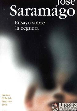 Libro Ensayo sobre la ceguera en PDF