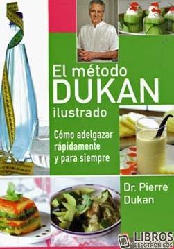 Libro de El metodo Dukan ilustrado