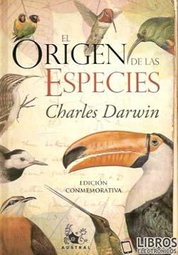 Libro de El origen de las especies