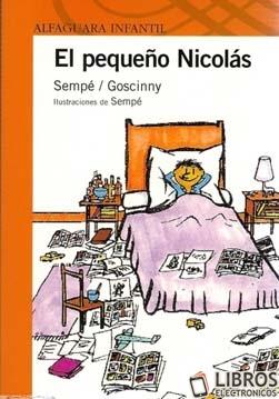 Libro de El pequeño nicolas