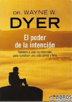Libro de El poder de la intencion
