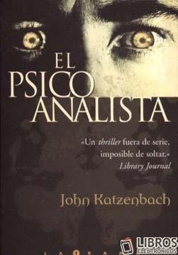 Libro de El Psicoanalista