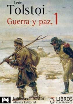 Libro de Guerra y paz