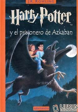Libro de Harry Potter y el prisionero de azkaban
