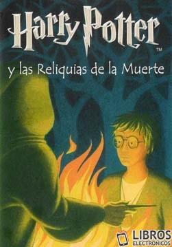 Libro de Harry Potter y las reliquias de la muerte