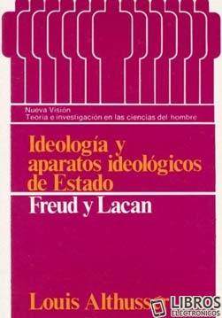Libro de Ideologia y aparatos ideologicos del estado