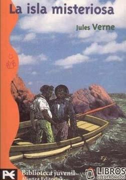 Libro de La isla misteriosa