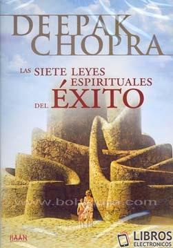 Libro de Las 7 leyes espirituales del exito