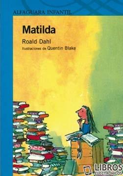 Libro de Matilda