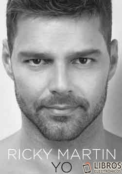 Libro de Yo Ricky Martin