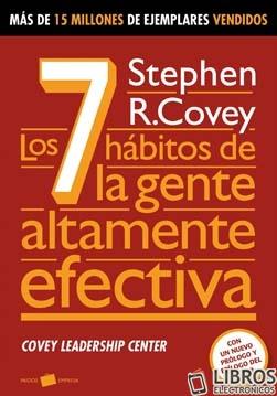 Libro Los 7 habitos de la gente altamente efectiva en PDF