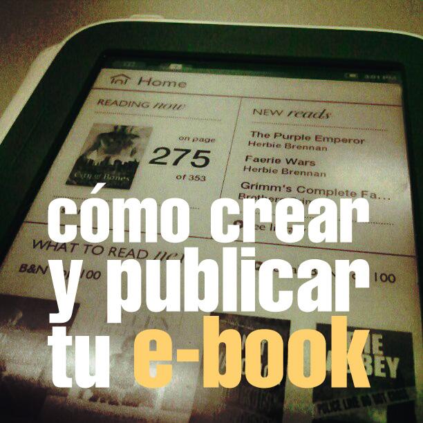 Publicar ebook con Ediciones Albores